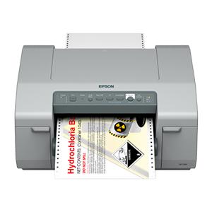 Impresoras de etiquetas GHS